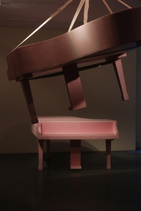 piano-sculpture
